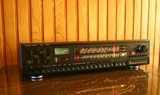 Saba 9120 Ultra HiFi quadrosonic