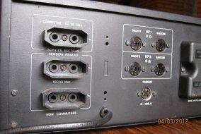 Unitra Fonica Thomson PA3511T / WS 403 - tył