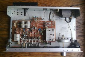Unitra Diora Tuner Faust  AS 205 S - wnetrze