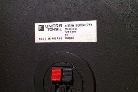 Unitra Tonsil Altus 110 - tył.