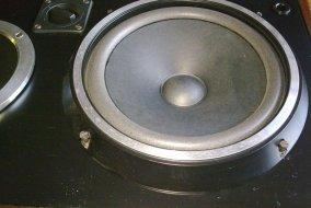 Kolumny Unitra, Tonsil ZG - 30 C115 wersja 8 ohm. - nowa membrana
