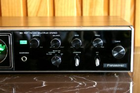 Panasonic model RE-7680 (IC FET FM-AM Multiplex Stereo)
